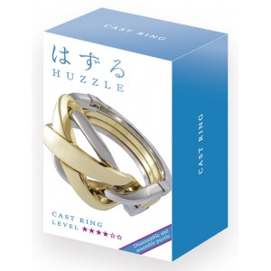 HUZZLE Cast Ring (4/6)